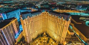 Hôtel de Paris, Las Vegas image libre de droits