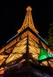 Hôtel de Paris, Las Vegas photographie stock libre de droits