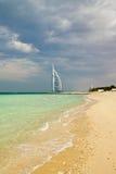Hôtel de plage images stock