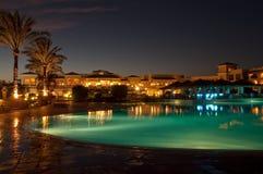 Hôtel de plage de Jaz Mirabel, Egipt Images stock