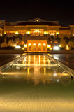 Hôtel de plage de Jaz Mirabel, Egipt Image stock
