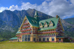 Hôtel de prince de Galles de HDR Photos stock