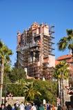Hôtel de tour de Hollywood en monde de Disney Photo stock