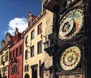 Hôtel de ville à Prague Image libre de droits