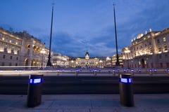 Hôtel de ville Photo libre de droits