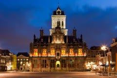Hôtel de ville Photographie stock libre de droits