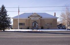 Hôtel de ville Centerfield Images libres de droits