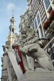 Hôtel de ville d'Alkmaar Images stock