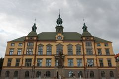 Hôtel de ville d'Eskilstuna Photos stock