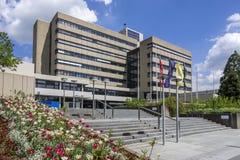 Hôtel de ville dans Sindelfingen Allemagne photographie stock libre de droits