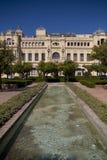 Hôtel de ville de Malaga Image libre de droits
