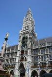 Hôtel de ville de Munich Image libre de droits