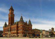 Hôtel de ville de Helsingborg Photographie stock libre de droits