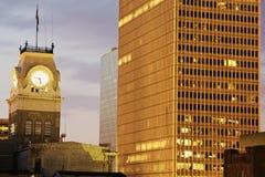 Hôtel de ville historique à Louisville photos stock