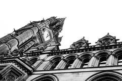 Hôtel de ville 2 de Manchester Photographie stock