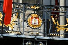 Hôtel de Ville de Mons, Belgique photographie stock