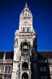 Hôtel de ville neuf Photographie stock libre de droits