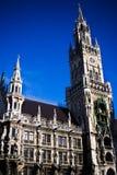 Hôtel de ville neuf Images libres de droits