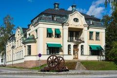 Hôtel de ville de Nora, Suède image stock