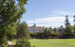 Hôtel de ville Oeiras Photos libres de droits