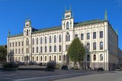 Hôtel de ville, Suède Orebro photographie stock