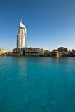 Hôtel Dubaï d'adresse photo libre de droits