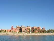 Hôtel Egypte d'Elguna photo libre de droits