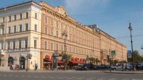 Hôtel grand l'Europe pendant l'été Photographie stock libre de droits