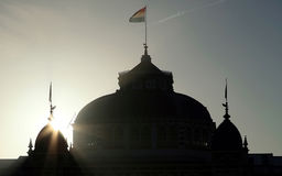 Hôtel Kurhaus à la Haye Photos libres de droits