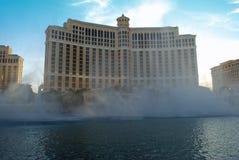 Hôtel Las Vegas de Bellagio Image stock