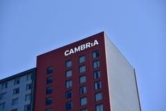 Hôtel Nashville, TN de Cambria photos stock
