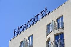 Hôtel Novotel Photographie stock libre de droits
