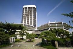 Hôtel olympique à Séoul Images libres de droits