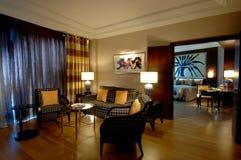 Hôtel Suite1 Photo stock