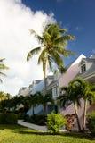 Hôtel tropical Images stock