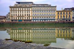 Hôtels à Florence, Italie Photographie stock libre de droits