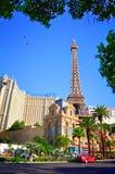 Hôtels à Las Vegas Photo stock