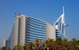 Hôtels de Dubaï Images stock