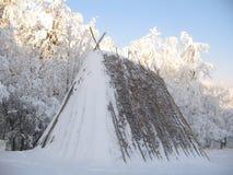 Hö i det Serbien berget Arkivfoton