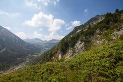 Höchst-Vihren, Pirin-Berg, Bansko, Bulgarien, Osteuropa Stockfoto