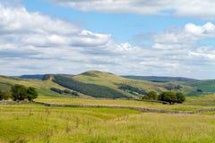 Höchstbezirk, Derbyshire lizenzfreies stockbild