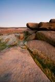 Höchstbezirk, Owler Felsen Stockfotos