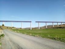 Höchste Eisenbahn Lizenzfreies Stockfoto