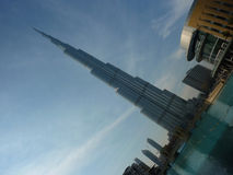 Höchstes Gebäude Stockfoto