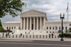 Höchstes Gericht der Vereinigten Staaten lizenzfreie stockfotos