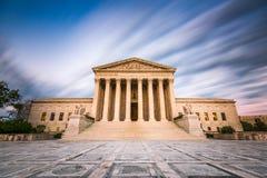 Höchstes Gericht der Vereinigten Staaten Stockbild