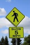 Höchstgeschwindigkeit-Verkehrsschild lizenzfreies stockbild