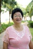 Hög asiatisk kvinna Arkivbilder
