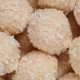 Hög av hemlagade sötsaker Fotografering för Bildbyråer