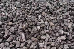 Hög av kol arkivfoton